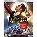 The greatest showman Filmer The Greatest Showman [ Blu-ray 4K + Blu-ray + Digital Download] [2017] Movie Plus Sing-along